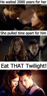 Yes! Amy and Rory