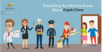 Tweaking a clone app wouldn't take as much time as it takes to develop a prototype app. You can get your app installed on digital platforms quickly and concentrate on boosting your business. With Gojek being popular and loved by its users, it is the...