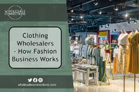 Clothing Wholesalers - How Fashion Business Works.   Get all types of clothing at low prices and good quality from reliable online wholesale clothing suppliers in the UK.  http://wholesaleconnections-uk.blogspot.com/2021/09/how-fashion-business-works....
