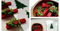 Free Christmas Tree Counting Cards from Welcome to Mommyhood