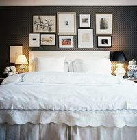 I just love the new Decorating section over at Lonny magazine -- chock full of ideas and lovely images from back issues of their e-magazine. Have you seen it? C