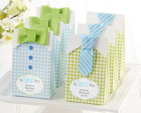 """My Little Man"" Candy Bags (Set of 24 Assorted)"