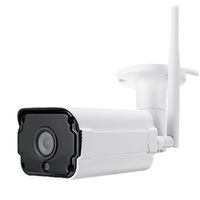 1080P HD Infrared H.265 WiFi IP Camera P2P Waterproof Outdoor Support Onvif Audio Card Video Record