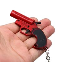 Price: $16.17 | Product: Playerunknown's Battlegrounds PUBG Keychain Flare Gun | Visit our online store https://ladiesgents.ca