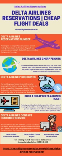 Travelers will be glad to know that they can save over $45 on their Delta Airlines booking. More often than not, Delta flight Airlines cheap flight tickets exist for those who book the flight in advance. Please note that the airline publishes its flight s...