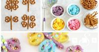 Super cute & so fun to make, you'll love dipping pretzels to make these colorful butterflies and dragonflies! Butterfly Pretzels will be your favorite treat!