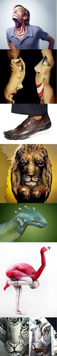 Awesomebodypaintingillusions- Lol Jaja