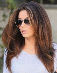 15 Modern Hairstyles for Women Over 40 - Long Hairstyles 2015