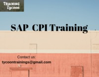 SAP CPI Training will teach you how to integrate processes and data in your system. We provide Best SAP CPI Online Training with videos, tutorial by experts