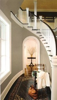I love Benjamin Moore paint colors.