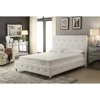 6-Inch Memory Foam Mattress Covered in a Soft Aloe Vera Fabric, Full. Available in Various Sizes $399.00