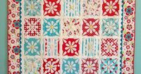 Upsy Daisy whole by buggletquilts, via Flickr