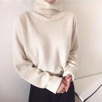 Pullover Turtleneck Sweaters $28.99