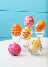 Go beyond dyed eggs with these creative yet simple-to-make Easter egg crafts.