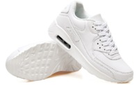 Wedge-heeled Lace-up Sport Sneakers/Trainers/Running/Gym Shoes (4 Colors-Unisex) $15.13