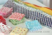 12 Ways to Bust Your Quilt Fabric Scrap Stash