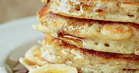 I love pancakes. A little too much, probably. They're easy, my toddler will eat them, they lend themselves to all kinds of delicious fruity mix-ins, and, when y