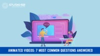 Why do we create animation videos? The most common answer would be to promote our brand, isn't it? How do you make sure that your prospects will pick your video and not that of your competitor? The answer to all this is pretty simple - animated vide...