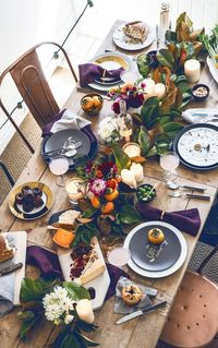 Weekly Inspiration - Fabulous Thanksgiving Tables