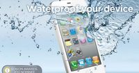 Liquipel is a technology that will make our smartphone to be waterproof smartphone. This technology is claimed comes with nanoscale coating layer with a thickness, 1,000 times thinner than a human hair!!! The layers will not be visible to the human eye an...