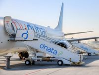 dnata sets sustainability example with green turnaround of flydubai's aircraft