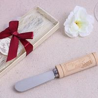 Butter knife with Wooden handle 4 pcs $20.99
