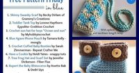 Oombawka Design Crochet - Crochet patterns, tutorials, reviews & giveaways. Welcome to Free Crochet Pattern Friday! This week's round up is focusing on the colo