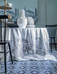 Este Tablecloth by Alexandre Turpault $193.00