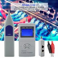 SML-8868 Digital Cable Tester Handheld Telephone Wire Network Cable Tracker