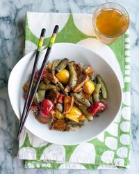 How To Make Your Own Stir-Fry Freezer Meals at Home