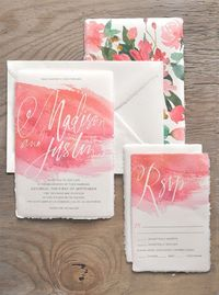 Win Wedding Stationery from Julie Song Ink!