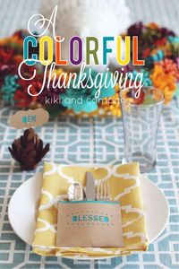Thanksgiving Table Decor: Pinecone Place Cards {Tutorial}