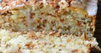 Toasted Coconut Pound Cake