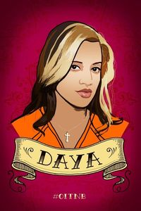 Orange is the New Black ~ Dascha Polanco (Daya)