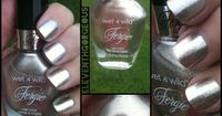 Going Platinum from the Wet n Wild Fergie Collection