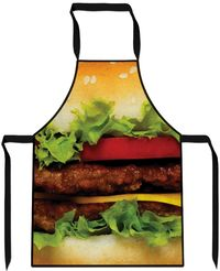 Burger Cooking Apron $29.99