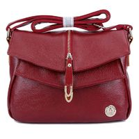High Quality Genuine Leather Women Handbags Cowhide Shoulder Bags Tassel Bag R299.10