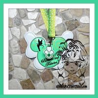 FAIRY Mouse Head Holder~ Bow Hat MEars
