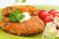 You have heard of crab cakes, but have you tried salmon cakes?