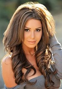 Long Hair Styles For Women At New Year 2014 - Women Fashion