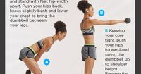Firm your tush and strengthen your legs in one fell swoop
