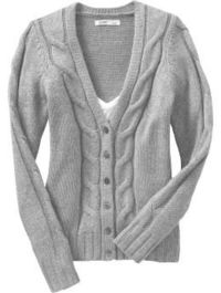 Women's Cable-Knit Cardigans
