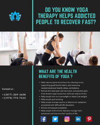 Get Yoga Therapy for Substance Abuse Treatment in Ringwood