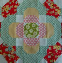 This is a Sneak Peek Introduction to our very first Piper's Girls Row by Row quilt. We have been working on this quilt and all of it's designs for a while so it