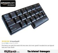 Funny Amazon keyboard review #funny #humor #lol #funnyReview #PMSLweb