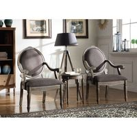 Found it at Joss & Main - 3-Piece Arm Chair Set