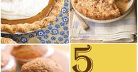 Are you looking for holiday pie ideas? Here are five takes on the holiday pie for you to consider. They all look yummy to me.... can't you can almost smell the