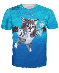 Cat Cobain T-Shirt $24.95