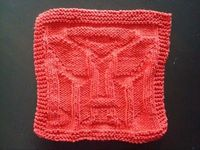 knitting patterns, transformers and knitting.