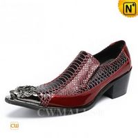 Haute Couture | Men Heighten Patent Leather Shoes CW708201 | CWMALLS.COM
